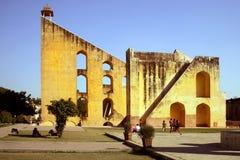 Osservatorio a Jaipur immagini stock