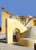 Osservatorio a Jaipur fotografie stock libere da diritti