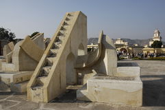Osservatorio, Jaipur India Fotografia Stock Libera da Diritti