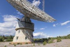Osservatorio radiofonico del Algonquin - parco del Algonquin Fotografia Stock Libera da Diritti