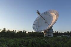 Osservatorio radiofonico del Algonquin - parco del Algonquin Fotografie Stock Libere da Diritti