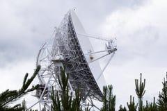 Osservatorio solare in Siberia Immagine Stock