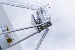 Osservatorio solare in Siberia Fotografie Stock