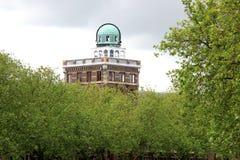 Osservatorio sopra la costruzione dell'università, Delft Fotografie Stock