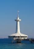 Osservatorio subacqueo di Eilat Immagine Stock Libera da Diritti