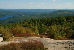 Osservi dalla montagna 2 Fotografia Stock