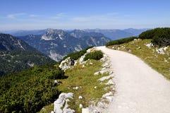 Osservi su Montagne Rocciose Fotografia Stock
