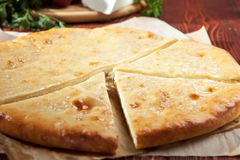Ossetian Pie Royalty Free Stock Images