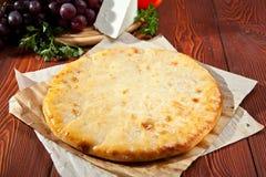 Ossetian Pie Royalty Free Stock Photo