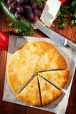 Ossetian Pie Stock Photo