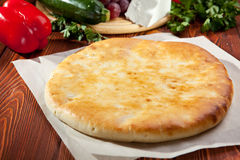 Ossetian Pie Royalty Free Stock Photo