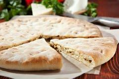 Ossetian Pie Stock Photo