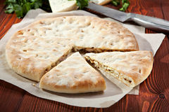 Ossetian Pie Royalty Free Stock Photos