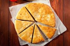 Ossetian Pie Royalty Free Stock Image