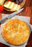 Ossetian Pie Royalty Free Stock Photos