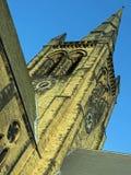 Ossett Church Spire stock photography