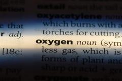 ossigeno fotografie stock