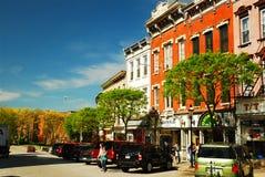 Ossining, New York stock image