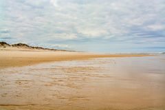 Osso da Baleia plaża w Pombal, Portugalia Obrazy Stock
