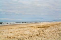 Osso da Baleia plaża w Pombal, Portugalia Obrazy Royalty Free