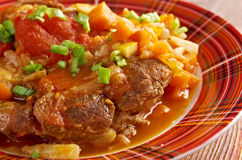 Ossobuco Royalty Free Stock Image