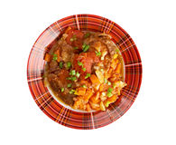 Ossobuco Royalty Free Stock Photo