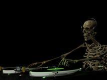 Ossos 1 do DJ fotos de stock royalty free