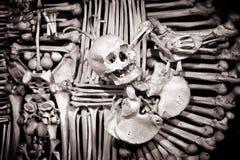 Ossuaire dans Sedlec, Kutna Hora photographie stock