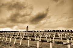 Ossuaire de Douaumont Lizenzfreies Stockbild