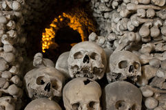 Ossuary Royalty Free Stock Photography