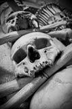 Ossuary Lizenzfreies Stockbild
