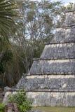 Ossuary maia em Chichen Itza foto de stock royalty free