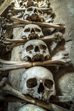 Ossuary near Kutna Hora Stock Image