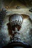 Ossuary near Kutna Hora Stock Photography