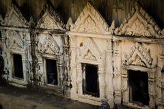 Ossuary no monastério velho Foto de Stock Royalty Free