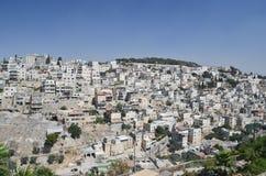 Ost-Jerusalem lizenzfreie stockfotografie