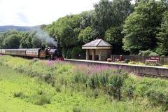Ost-Lancashire-Dampf-Eisenbahn Lizenzfreie Stockfotos