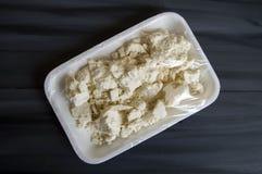 Ost special ost för kalkon, bottensats, emballerad ost, packade ostbilder arkivbilder