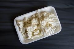 Ost special ost för kalkon, bottensats, emballerad ost, packade ostbilder arkivbild