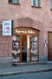 Osta kwiatów sklep Obrazy Stock