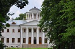 Ostafievo estate in Podolsk district, Moscow region, Russia Stock Photography