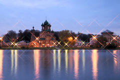 ostankino церков Стоковое Фото