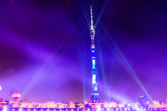 Ostankino. Opening of International festival The Circle of Light. Ostankino, Moscow, Russia - October 10, 2014: the opening of the international festival Circle stock images