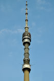 Ostankino Tower Royalty Free Stock Images
