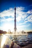 Ostankino TV tower in Moscow Royalty Free Stock Photography