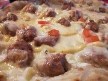 ostar för pizza 4 Royaltyfri Fotografi