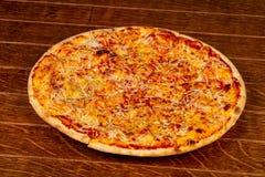Ostar för pizza fyra Royaltyfri Fotografi