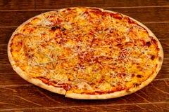 Ostar för pizza fyra Royaltyfri Foto