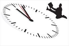 ostatecznego terminu czas Zdjęcie Stock