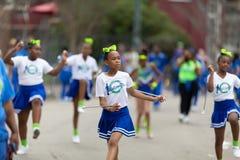 Ostatki parada Nowy Orlean zdjęcie royalty free
